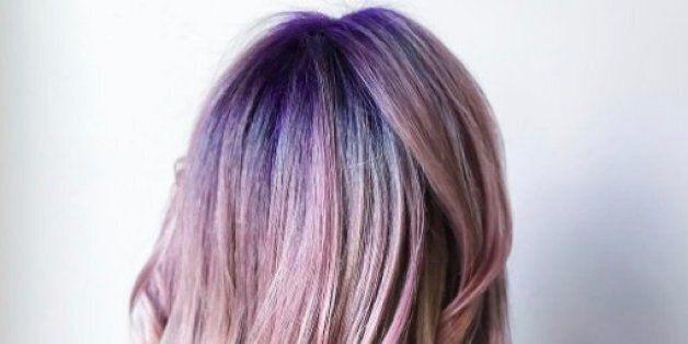 Geode Hair: La nouvelle coloration cheveux des filles stylées