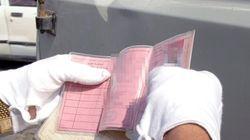 Confection du permis de conduire biométrique à partir
