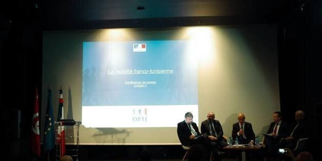La mobilité franco-tunisienne en chiffres: En haut du classement, la migration familiale et le départ...
