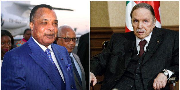 Bouteflika recevra le président du Congo Denis Sassou N'Guesso