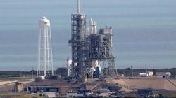 SpaceX lance ce soir sa première fusée