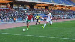 Le Maroc bat la Tunisie à Marrakech