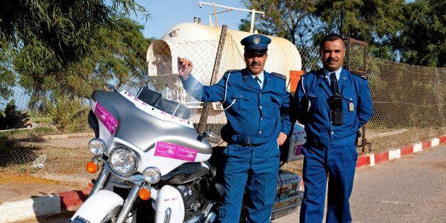 La police algérienne est classée cinquième au monde en matière d'efficacité et de