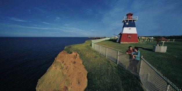 Logo du projet Destination Acadie, lancé en