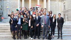 53 étudiants de la Sorbonne en visite en Tunisie du 14 au 18 mai