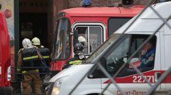 Au moins dix morts suite une explosion dans le métro de