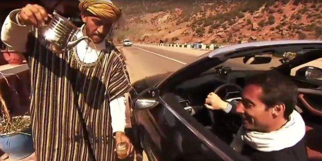 Turbo a choisi les routes marocaines pour tester la nouvelle Audi