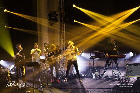 Jazz à Carthage, une 6ème soirée