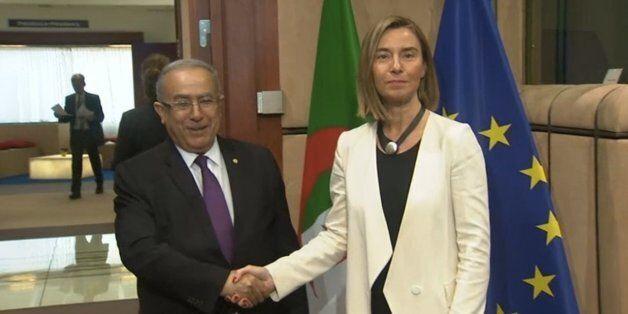 Lamamra veut des aides financières de l'UE à la hauteur de celles accordées aux partenaires