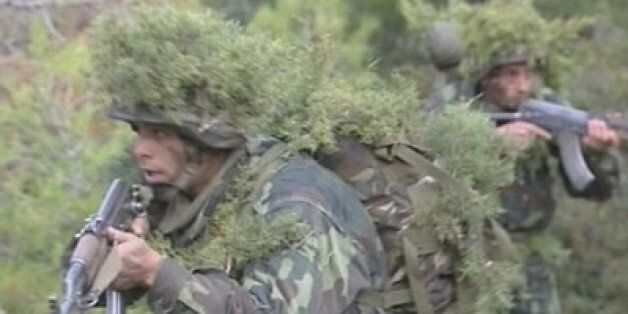 Le cadavre du terroriste Z. Nacer Eddine alias