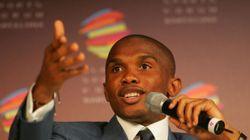 Coupe du Monde 2026: Samuel Eto'o soutient la candidature du
