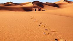 Les hommes ont-ils aidé à créer le désert du
