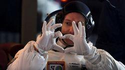 Découvrez les photos du Maroc depuis l'espace partagées par l'astronaute français Thomas
