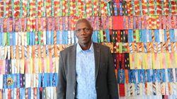 Rencontre avec l'artiste malien Abdoulaye Konaté