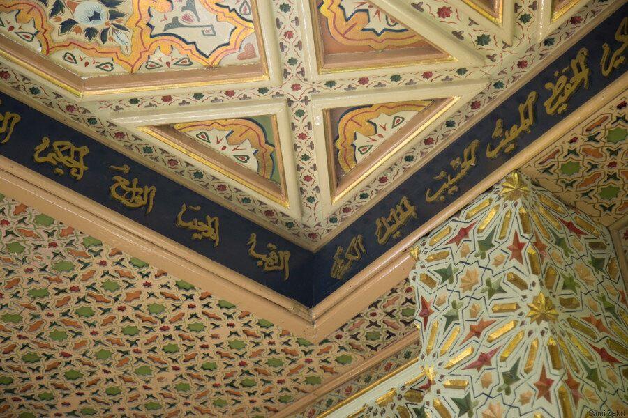 Souk el Berka, le carré d'or de Tunis et le chant des