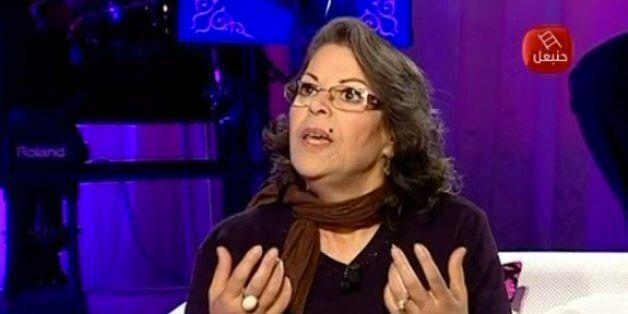L'actrice tunisienne Khadija Ben Arfa s'est