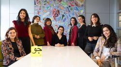 Tunisie - Huit femmes et un projet: