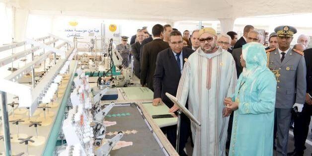 Le roi Mohammed VI lance la campagne de solidarité dès son retour