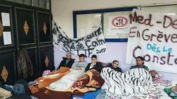 Des étudiants en médecine dentaire en grève de la faim dans plusieurs