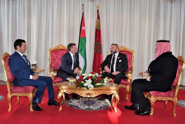 Maroc-Jordanie: Priorité à la lutte contre le