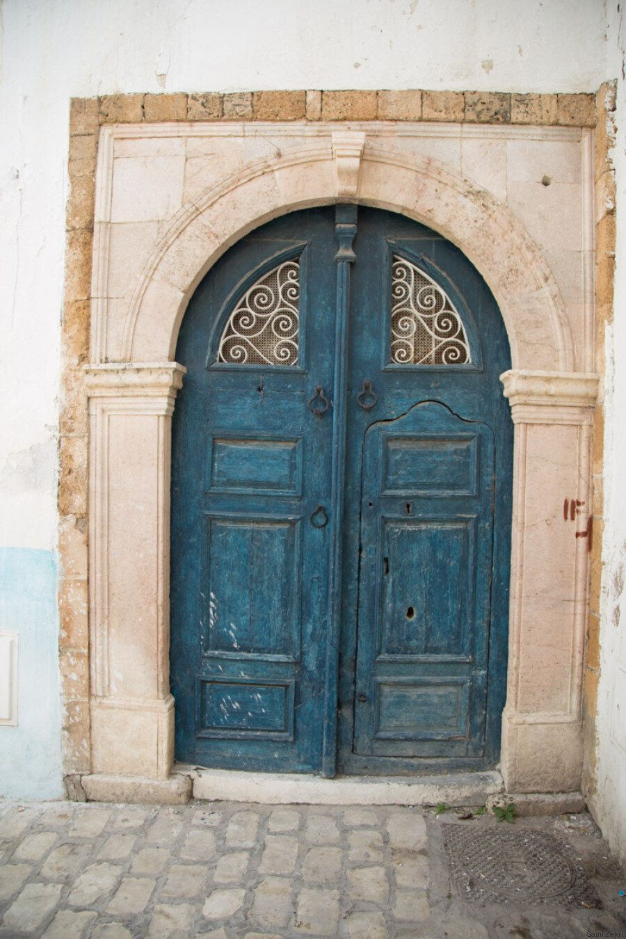 Ces portes de la Médina de Tunis sont une richesse qui en cache une