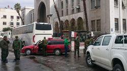 Syrie: attentat suicide dans un tribunal de Damas, 25