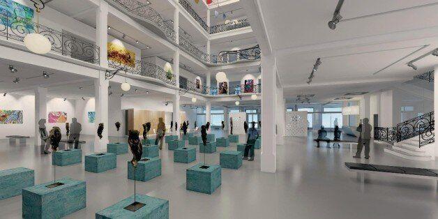Le Musée d'arts modernes d'Oran
