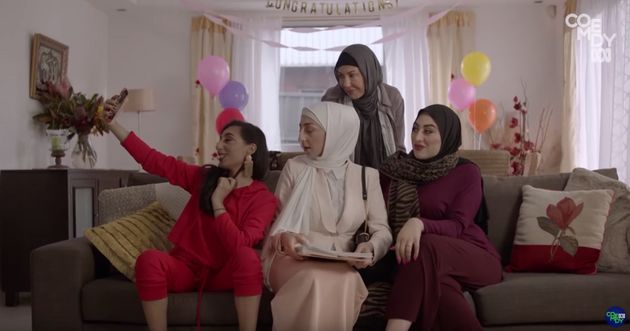 The show follows the lives of three Muslim Australian women in their