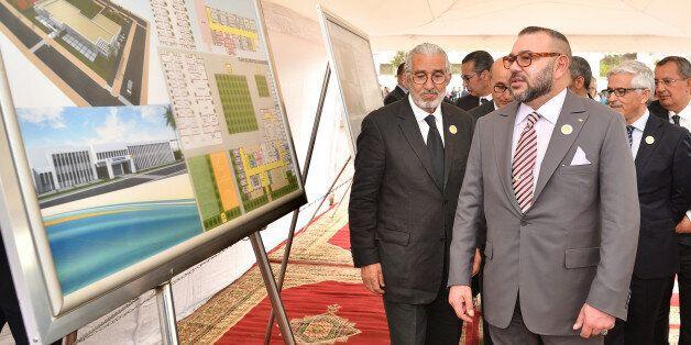 Casablanca: Le roi lance les travaux d'un centre de formation aux métiers de l'hôtellerie et du