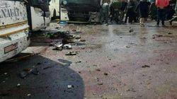 Au moins 30 morts dans un double attentat à Damas selon