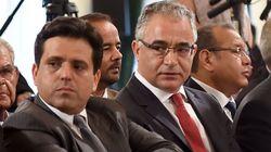 Le Front du salut retire sa confiance du gouvernement: Marzouk et Riahi sur la même
