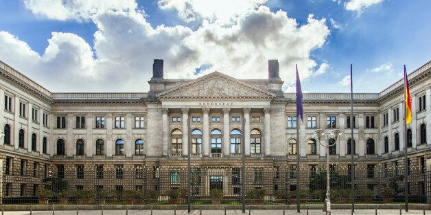 Bundesrat (Federal Council) in Berlin,