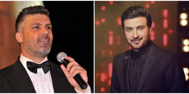 Majid Al Mohandis et Fares Karam à