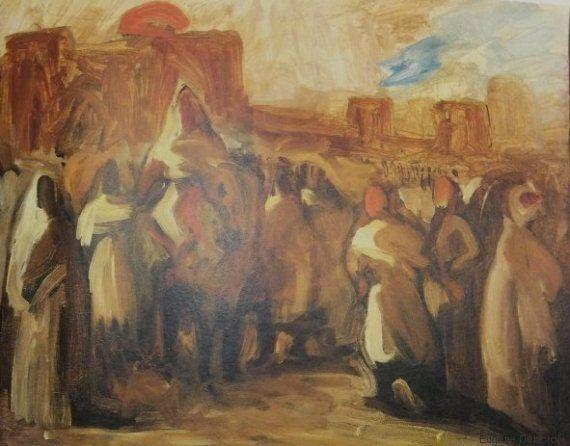 Après Picasso, Monet et Delacroix investiront le musée Mohammed