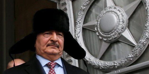 Libye : Des forces militaires russes non-officielles opèrent dans la zone sous contrôle du général
