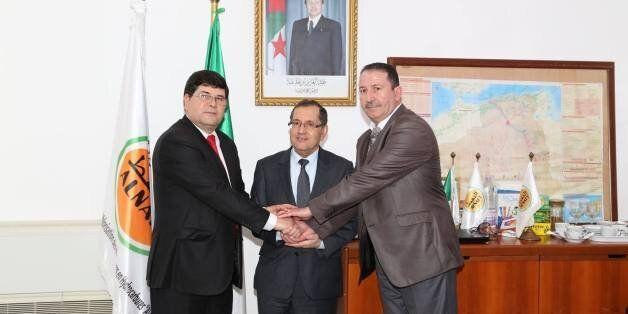 Le ministre de l'Energie Noureddine Bouterfa limoge le président de Alnaft, Sid-Ali