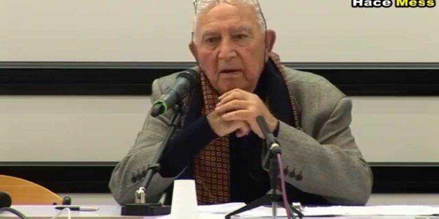 André Nouschi, historien anticolonialiste, specialiste de l'Algérie est