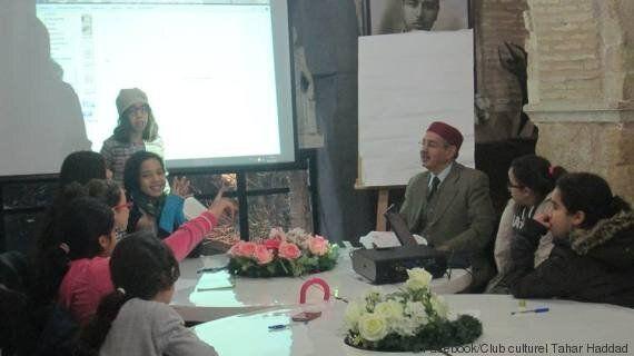 Interview de Gharbi Maaouia, directeur du Club culturel Tahar Haddad, haut lieu culturel de la