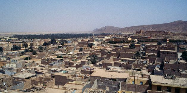 ALGERIA - MAY 05: View of Bou Saada, Algeria. (Photo by DeAgostini/Getty