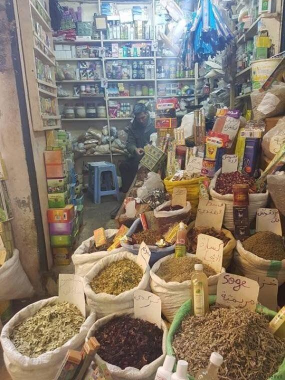 Voyage à Souk El Blat, paradis des herboristes et