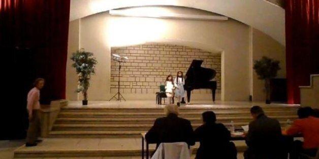 La jeune pianiste tunisienne Ons Ben Romdhane décroche le 3eme prix à l'l'International Piano Competition
