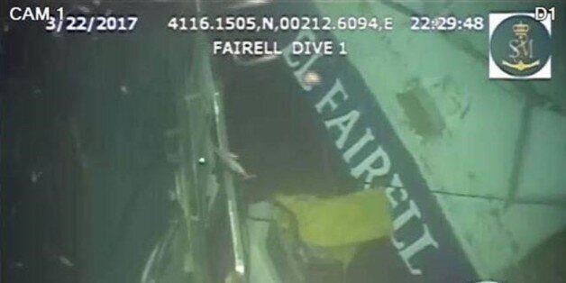 Le corps du marin marocain disparu en mer près de Barcelone a été