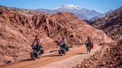 Deux Croates se lancent dans un tour du Maroc à vélo