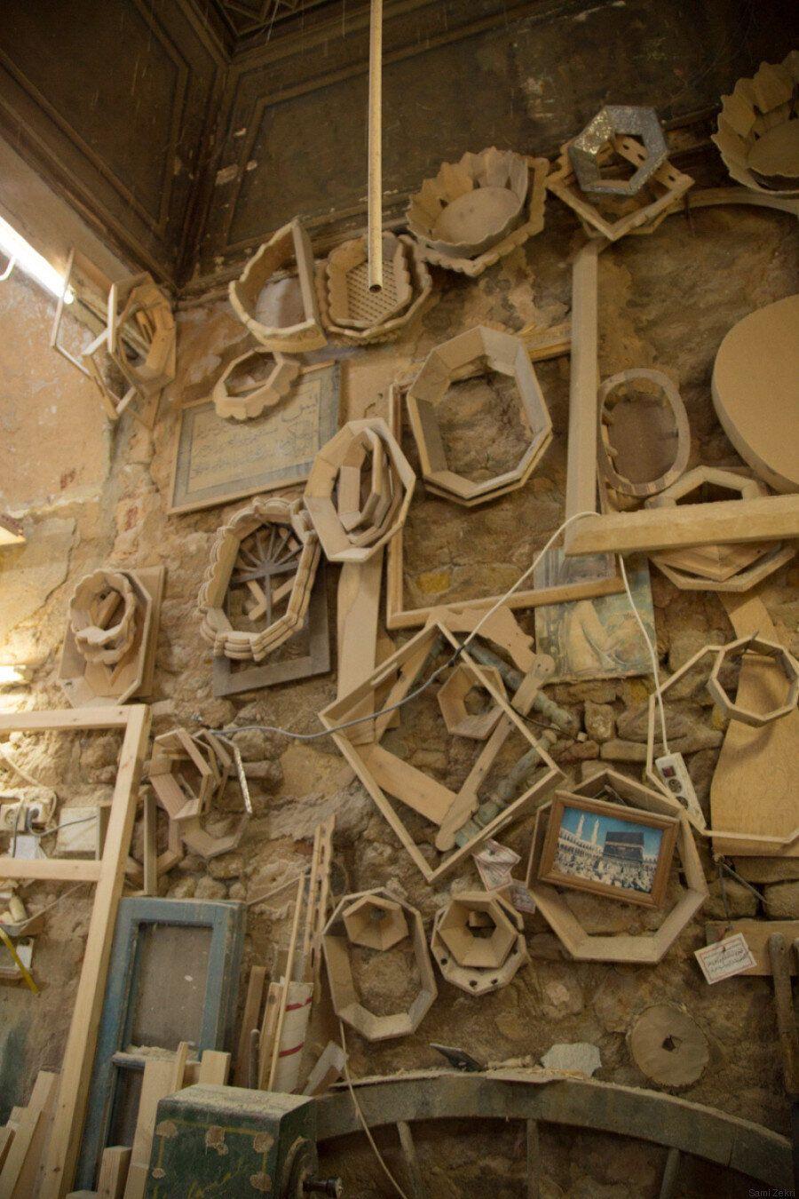 Menuisier, ce métier noble que perpétue Kamel, artisan de la