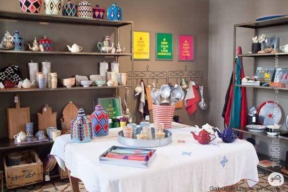 6 concept stores pour shopper