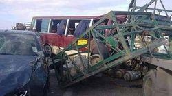 Tiaret: 8 morts dans un accident de la route