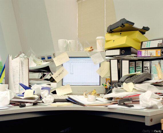 Ranger son bureau ou être plus créatif, il faut