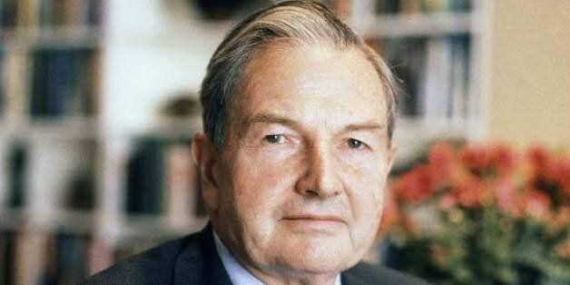 Mort de David Rockefeller, banquier controversé et grand amoureux du
