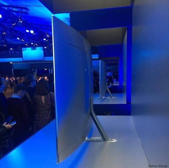 Avec la nouvelle QLED, Samsung veut réinventer la manière dont on regarde la