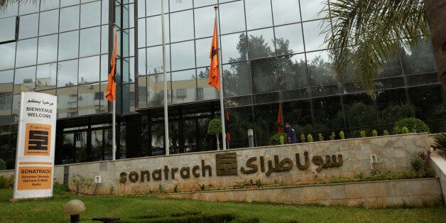 View of the headquarter of the state energy company Sonatrach in Algiers, Algeria june 26, 2016.Reuters/Ramzi